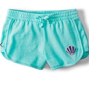 🍭 Roxy girls Ariel new adventures sweat shorts